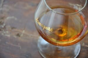 Un verre d'Armagnac